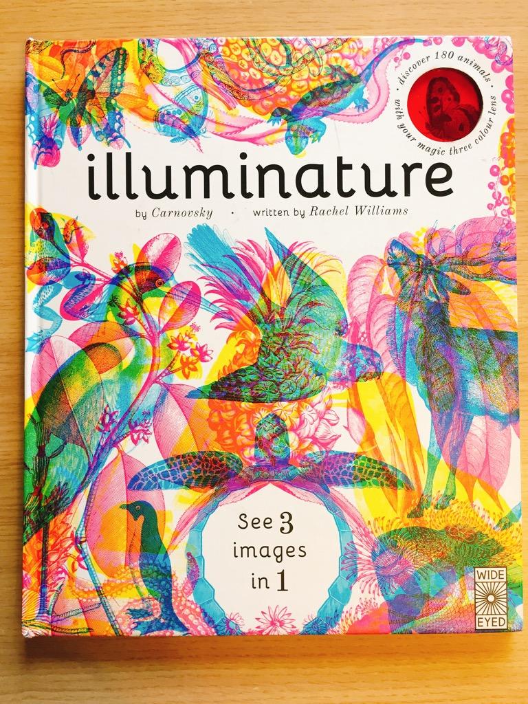 本 Illuminatureの表紙